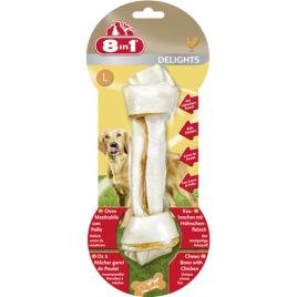 8in1 L Delights Chicken Bone