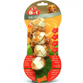 8in1 Delights S  Meaty Chewy Balls