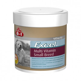 8in1 Excel Small Breed  Multivitamin