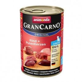 400 Gr Gran Carno Junior Sığır Eti + Hindi Yüreği