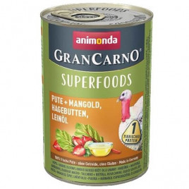 400 Gr Gran Carno Superfood  Hindi + Pazı, Kuşburnu, Keten Tohumu Yağı
