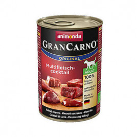 Gran Carno Adult Multi Meat Coctail 6x400 Gr