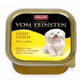 Vom Feinsten Light Lunch Hindili + Peynirli 150 Gr