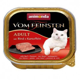 100 Gr Vom Feinsten Adult Sığır Etli + Patatesli