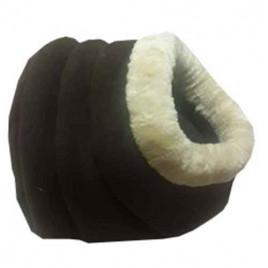 Alaska Kedi Köpek Yuvası Siyah 47 X 40 X 38 Cm