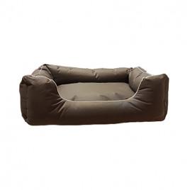 Dış Mekan Köpek Yatağı Kahve 100x80 Cm