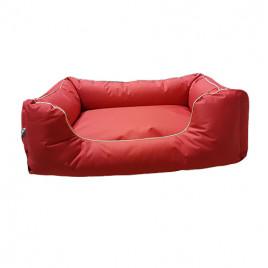 Dış Mekan Köpek Yatağı Kırmızı 80x60 Cm