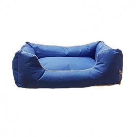 Dış Mekan Köpek Yatağı Mavi 80x60 Cm