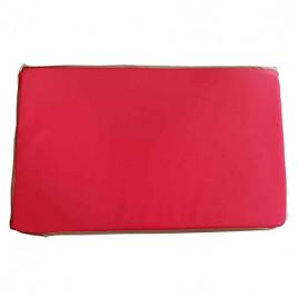 120x80 Kırmızı Dış Mekan Minderi