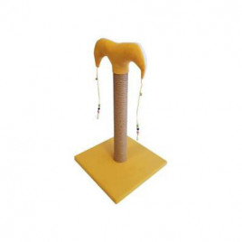 İnce Tırmalama Tahtası 50 cm Sarı