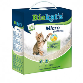 7 Kg Bianco Fresh Micro Kedi Kumu