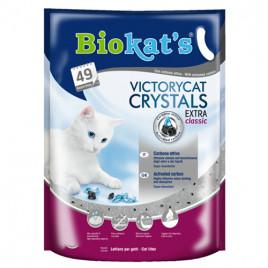 Silica Kedi Kumu Victory Cat Crystals Extra 3,6 Kg