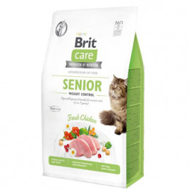 2 Kg  Cat Grain-Free Senior And Weight Control