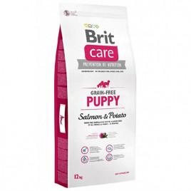 12 Kg Grain-Free Puppy Salmon & Potato