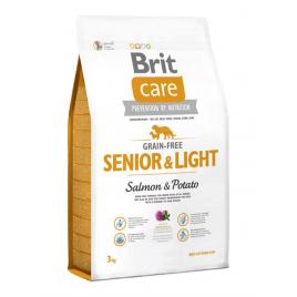 3 Kg Grain-Free Senior Light Salmon & Potato