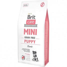7 Kg Mini Puppy Grain Free Lamb