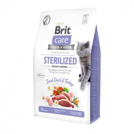 Cat Grain-Free Sterilized and Weight Control Fresh Duck & Turkey 2 Kg