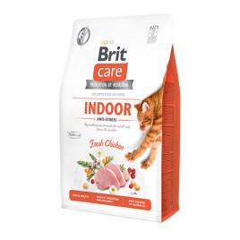 Cat Grain-Free Indoor Anti-Stress 2 Kg