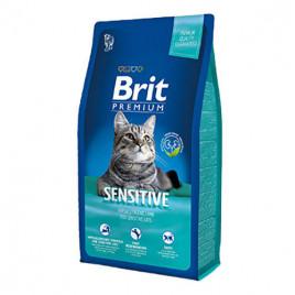 Brit Premium 8 Kg Cat Adult Sensitive