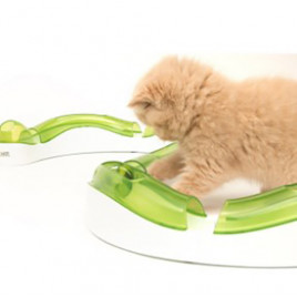 Senses Super Circuit Kedi Oyuncağı Yeşil