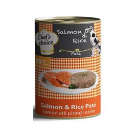 Chef's Choice Somonlu Pirinçli Ezme Konserve 6x400 Gr
