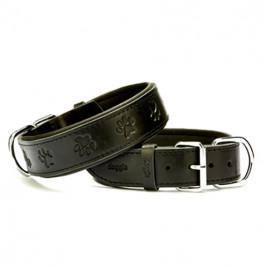 Comfort Deri Boyun Tasması Siyah 3x55 Cm