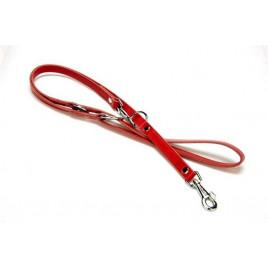 Eğitimci Çok Ayarlı Deri Gezdirme 2x120-190cm Red