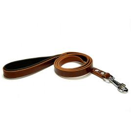 Konfor Klasik Deri Gezdirme 3x100cm-cm Brown