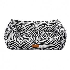 L 78x60x22 Cm Makaron Vr06 Siyah Zebra