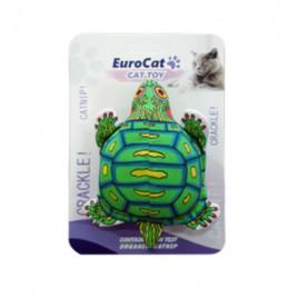 EuroCat Kedi Oyuncağı Kaplumbağa