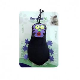 EuroCat Kedi Oyuncağı Siyah Tırtıl