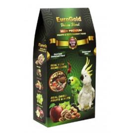 EuroGold 650 Gr Deluxe Papağan Fruit&Nuts