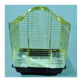 EuroGold Kafes Kemer Çatılı Prinç 30x23x39 Cm