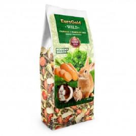 EuroGold Rodent Snack Havuç ve Maydanoz 150 Gr