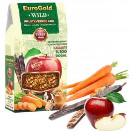 EuroGold 120 Gr Wild Fruit+Veggie Mix