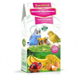EuroGold 100 Gr Yumurtalı Meyveli