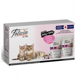 2 Adet Kitten & Mother Care Kuzulu 500 Gr
