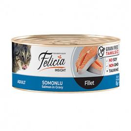 Tahılsız Somonlu Fileto 85 Gr