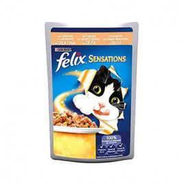 Felix Sensations Somonlu & Karidesli 12x100 Gr