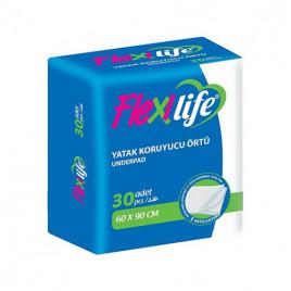 Flexi Life Köpek Çiş Pedi 60x90 Cm 30 adet