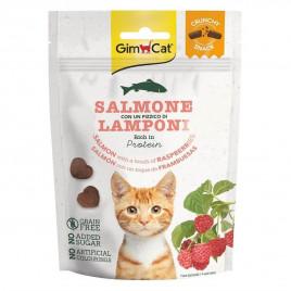 50 Gr Crunchy Snacks Salmon & Raspberry
