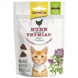 GimCat 60 Gr Soft Snack Chicken & Thyme