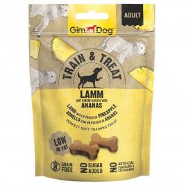 GimDog Train Treat Kuzu Ananas Köpek Ödülü 125 Gr