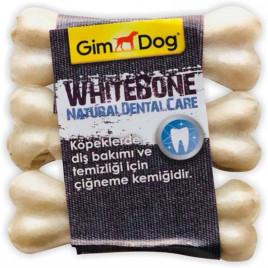 3'lü Mordimi Chew Bone Natural Dental Care White 3,5'' 9 Cm