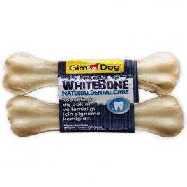 2'li  Mordimi Chew Bone Natural Dental Care White 4,5'' 11 Cm