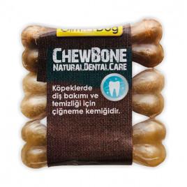 Mordimi Chew Bone Natural Dental Care 3,5'' 9 Cm 3'lü