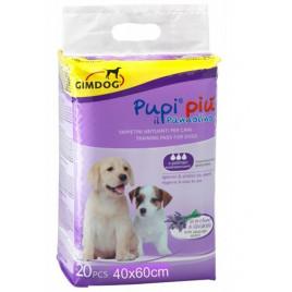20'li Pupi Piu Training Pads 40X60 Cm