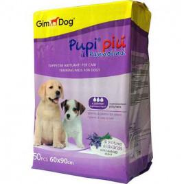 50'li  Pupi Piu Training Pads 60x90 Cm
