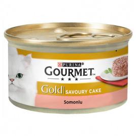 Savoury Cake Salmon 85Gr 6'lı Avantaj Paketi