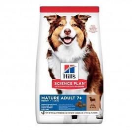 Hill's 2,5 Kg Science Plan Mature Adult 7+ Active Longevity Lamb & Rice